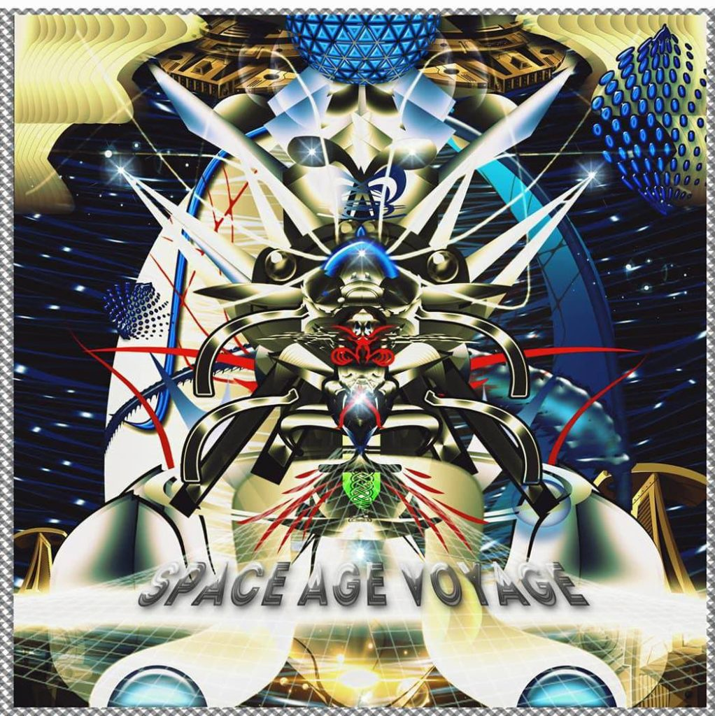 Space Age Voyage Album
